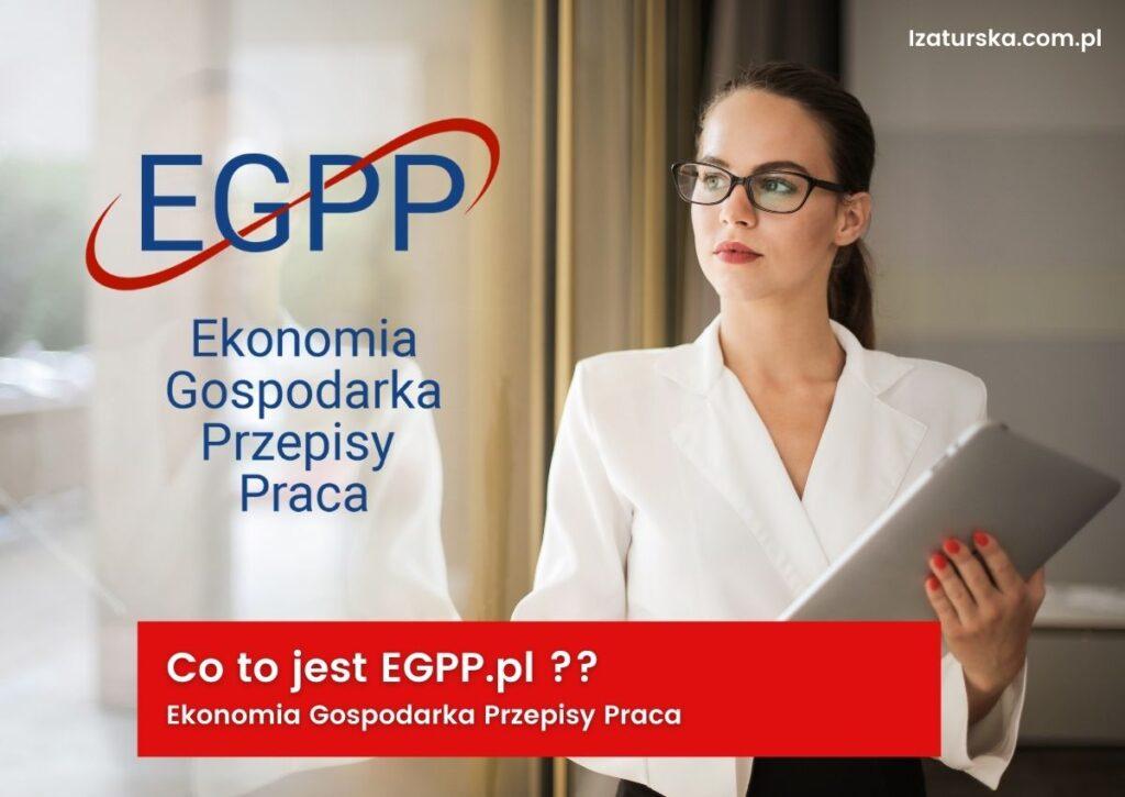 Co to jest EGPP Serwis interntowy opinia