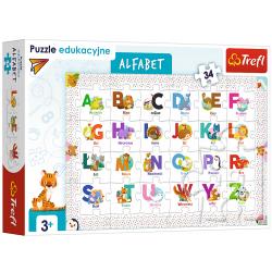 zabawki edukacyjne - puzzle